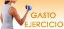 Calcula las calor�as quemadas seg�n ejercicio