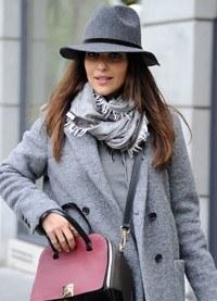 Paula Echevarría derrocha estilo en una jornada de compras