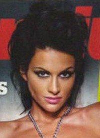 Veronika Balint se desnuda para �ltima portada del a�o de Intervi�