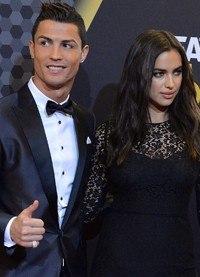 Cristiano Ronaldo e Irina Shayk arrebatan a los Beckham el título de la pareja más sexy del fútbol