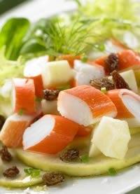 ¿Qué es el surimi? Descubre sus beneficios y cómo te ayuda a no engordar