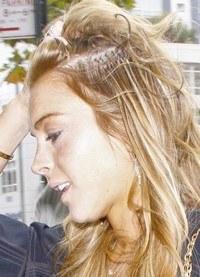 Extensiones y caída de pelo