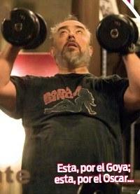 El ejercicio al adelgazamiento del tríceps
