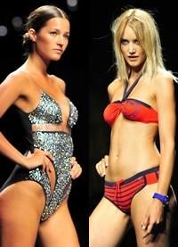 Malena Costa y Alba Carrillo lucen cuerpazo en bikini