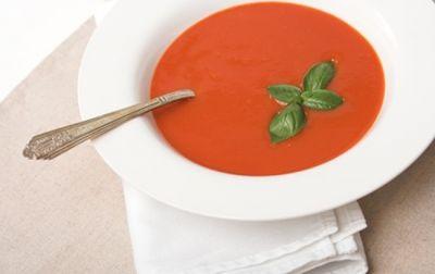 Sopa fr�a de tomate