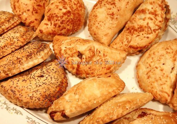Empanadillas de boniato