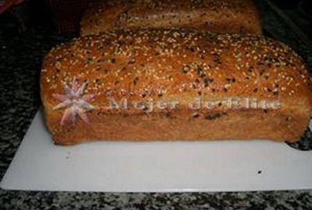 pan de avena receta panificadora