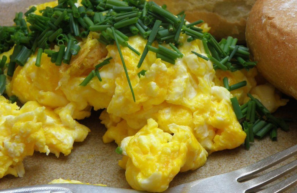 Recetas De Cocina Con Huevos   Huevos Revueltos Microondas Recetas De Cocina Mujerdeelite