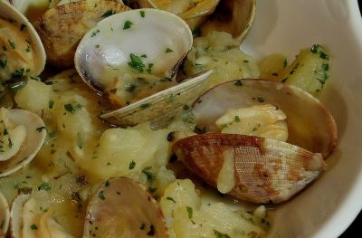 Patatas a la marinera