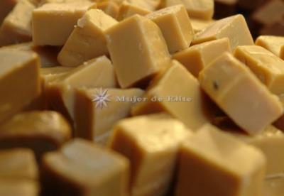 Pastillas de caf� con leche (toffees)