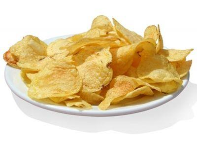Patatas fritas (chips)