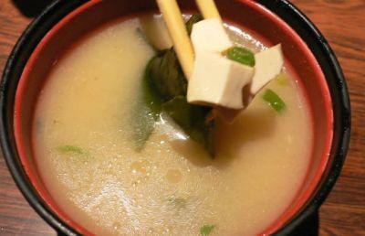 Sopa japonesa