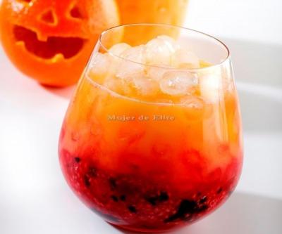 Scary orange