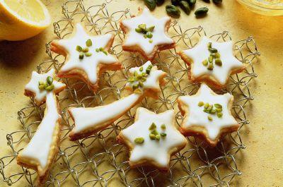 Cookies de avena y limón