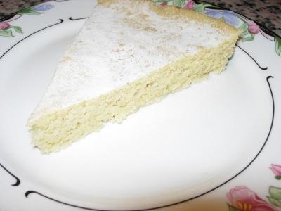 Tarta de santiago monty