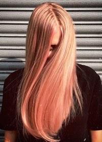 """La moda del pelo rubio-naranja """"blorange"""" arrasa entre las famosas ¡atrévete!"""