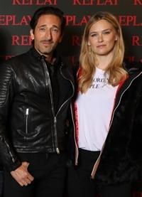 Adrien Brody, Bar Refaeli y los ángeles de Victoria´s Secret de fiesta en Florencia