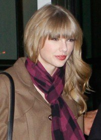 Taylor Swift fan de los bolsos de COACH
